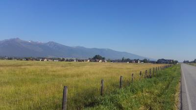 Ravalli County Residential Lots & Land For Sale: Nhn Logan Ln