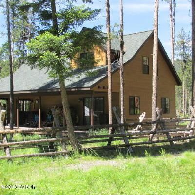 Sula Single Family Home For Sale: 43 Bonanza Dr