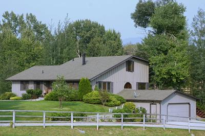 Corvallis Single Family Home For Sale: 888 Coal Pit Rd