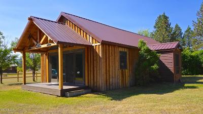 Single Family Home For Sale: 15500 S Sperry Grade Rd
