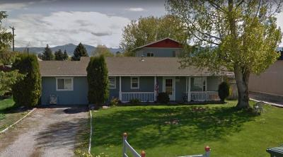 Corvallis Single Family Home For Sale: 1012 Water St