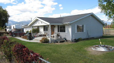 Corvallis Single Family Home For Sale: 262 N Birch Creek Rd