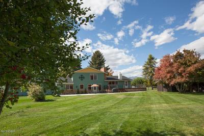 Corvallis Single Family Home For Sale: 286 Christofferson Ln