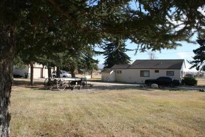 Stevensville Single Family Home For Sale: 4468 Illinois Bench Rd
