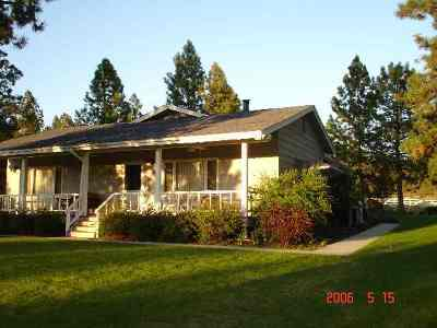 Corvallis Single Family Home For Sale: 1050 Coal Pit Rd