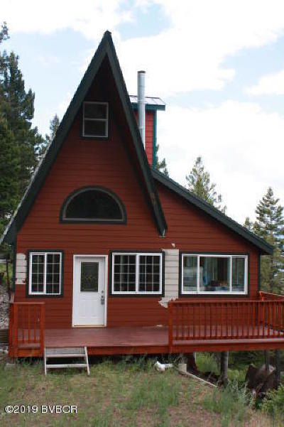 Single Family Home For Sale: 18114 High Mountain View