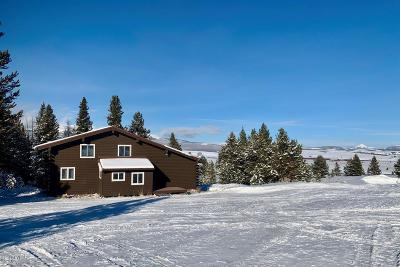 Single Family Home For Sale: 644 Red Fox Rd