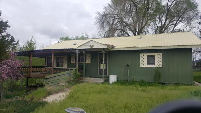 Darby Single Family Home For Sale: 3262 Old Darby Rd