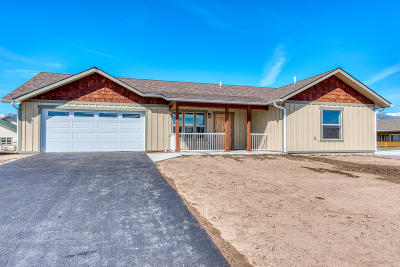 Stevensville Single Family Home For Sale: 3609 Sourdough Ln