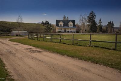 Stevensville Single Family Home For Sale: 4286 Illinois Bench Rd