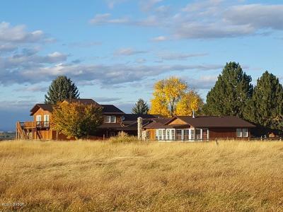 Corvallis Single Family Home For Sale: 774 Mason Ln