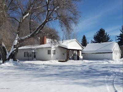 Stevensville Single Family Home For Sale: 3713 Eastside Hwy