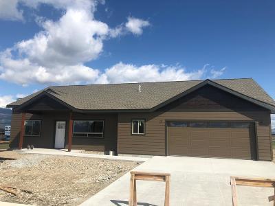 Stevensville Single Family Home For Sale: 284 Tenderfoot Ln