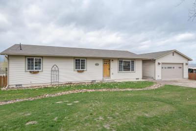 Stevensville Single Family Home For Sale: 4037 North Bench Rd