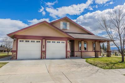 Stevensville Single Family Home For Sale: 1112 Heritage Dr