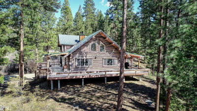 Single Family Home For Sale: 122 Camp 729 Rd