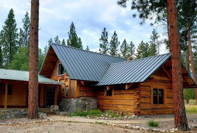 Victor Single Family Home For Sale: 855 Bear Creek Trl
