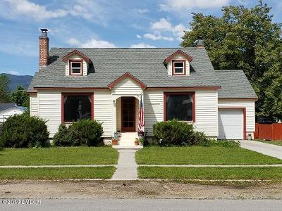 Ravalli County Single Family Home For Sale: 513 Buck Street