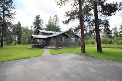 Florence Single Family Home For Sale: 19835 Leo Hansen Rd