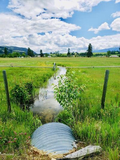 Ravalli County Residential Lots & Land For Sale: Ticklemee Ln