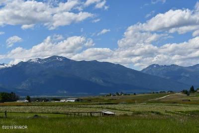 Ravalli County Residential Lots & Land For Sale: 748 Bailey Ln