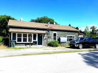 Ravalli County Single Family Home For Sale: 204 E Missoula Ave