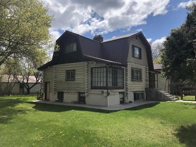 Hamilton Single Family Home For Sale: 416 S 7th St