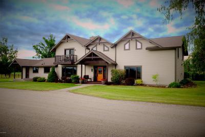 Hamilton Single Family Home For Sale: 934 S Shoshone Loop