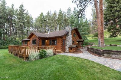 Hamilton Single Family Home For Sale: 1151 Judd Creek Holw