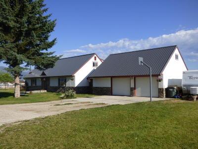 Corvallis Single Family Home For Sale: 685 Honey House Ln