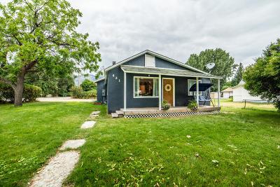 Hamilton Single Family Home For Sale: 421 S 6th St