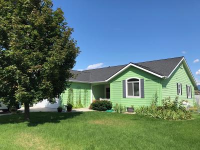 Ravalli County Single Family Home For Sale: 101 Oakwood Ct