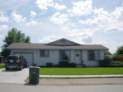 Ravalli County Condo/Townhouse For Sale: 801 Canyon View Loop #Unit B