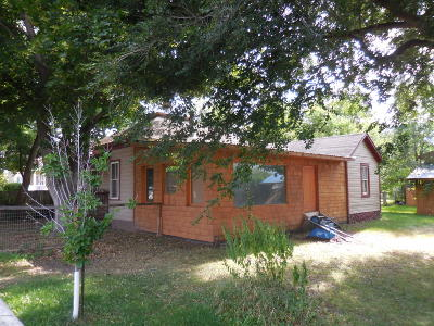 Ravalli County Single Family Home For Sale: 611 N 6th St