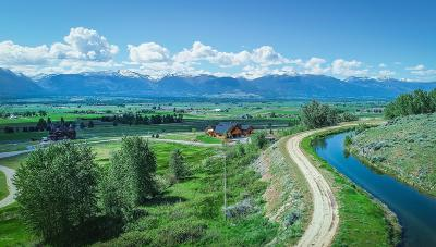 Ravalli County Residential Lots & Land For Sale: Spartan Ln