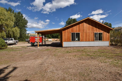 Ravalli County Single Family Home For Sale: 1009 Basnaw
