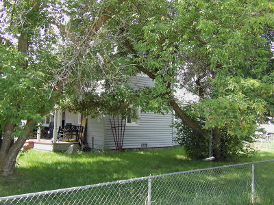 Ravalli County Single Family Home For Sale: 175 A N St