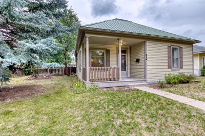 Ravalli County Single Family Home For Sale: 319 N 5th St