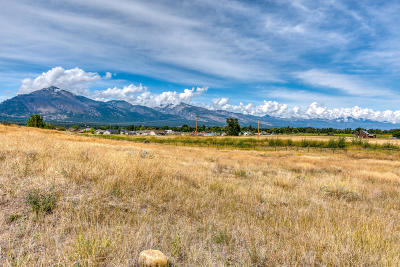 Ravalli County Residential Lots & Land For Sale: 845 Cochise Way