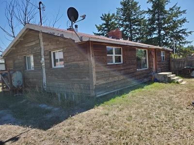 Ravalli County Single Family Home For Sale: 306 W Miles Ave