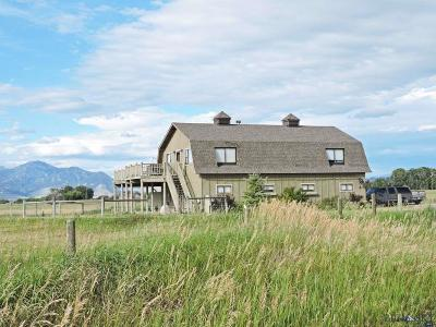 Bozeman MT Single Family Home For Sale: $879,000