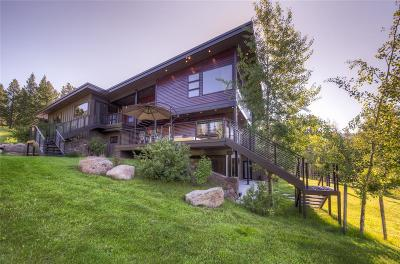 Bozeman MT Single Family Home For Sale: $2,184,000