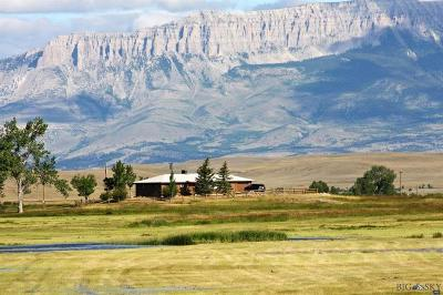 Augusta MT Farm For Sale: $1,395,000