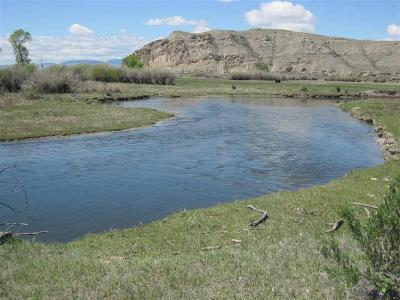 Twin Bridges Farm For Sale: Beaverhead Rock Ranch