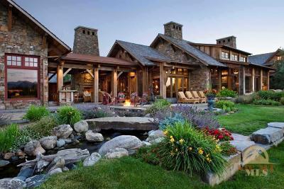 Bozeman MT Single Family Home For Sale: $11,475,000