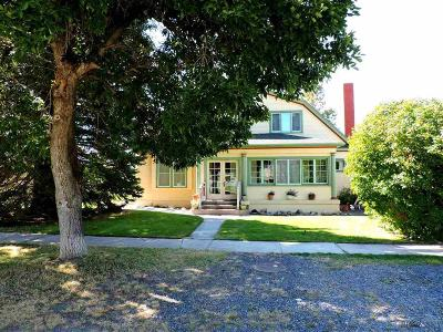 Twin Bridges Single Family Home For Sale: 203 N Bridge Street