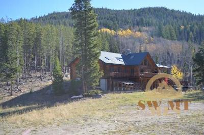 Butte Single Family Home For Sale: 1818 Moose Creek Hills Road