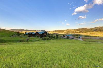Bozeman MT Single Family Home For Sale: $2,425,000