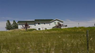 Dillon Single Family Home For Sale: 590 Thatcher Road