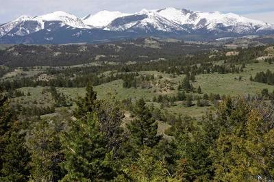 Farm For Sale: Tbd Crazy Mountain Alpine Ranch Road